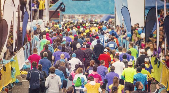 5 Reasons Race Directors use Time of Day Clocks